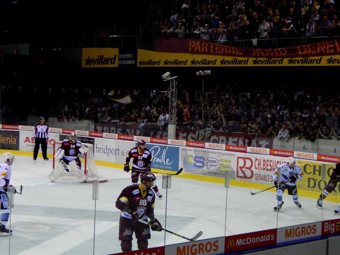 Genève-Servette HC vs HC Fribourg-Gottéron