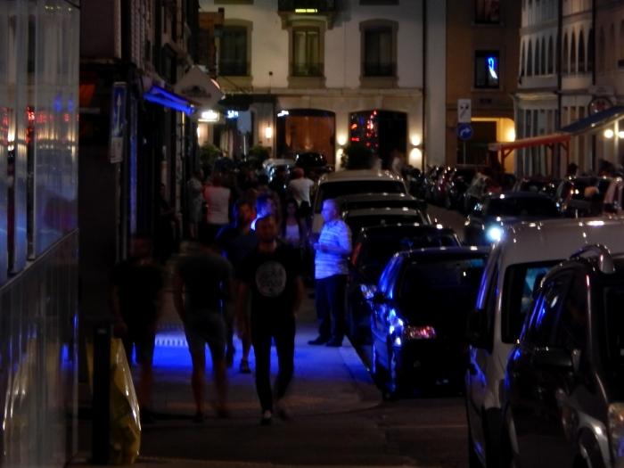 Les Pâquis (Rue de Monthoux, Rue Charles-Cusin, Rue Sismondi et Rue de Berne)