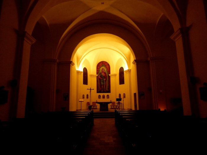 Paroisse catholique Saint-Maurice, Veyrier