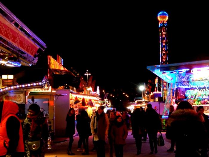 Luna Park : Plainpalais